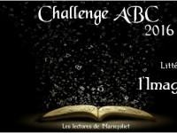 Challenge ABC 2016 – Littératures de l'Imaginaire