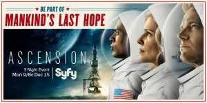 affiche de la serie Ascension