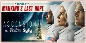 affiche de la serie Ascension