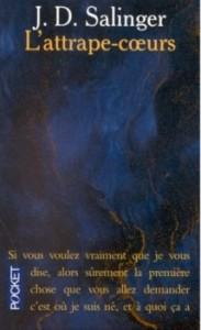 couverture de L attrape coeurs de JD Salinger
