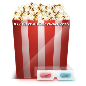 logo challenge film de la semaine 2016