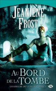 couverture de Au bord de la tombe de Jeaniene Frost