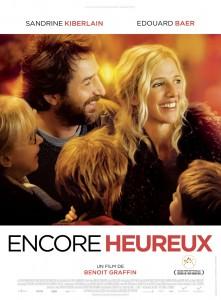 Affiche du film Encore heureux