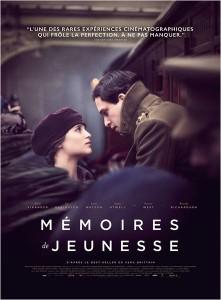 Affiche du film Memoires de jeunesse