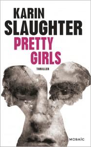couverture de Pretty girls de Karin Slaughter