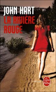 couverture de La rivière rouge de John Hart