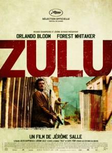 Affiche de Zulu de jerome salle
