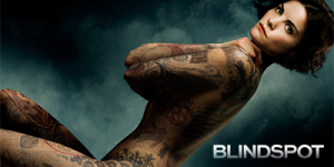 affiche de la serie Blindspot