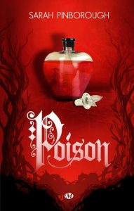 couverture de Poison de Sarah Pinborough