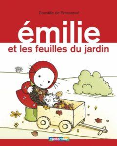 couverture de Emilie et les feuilles du jardin