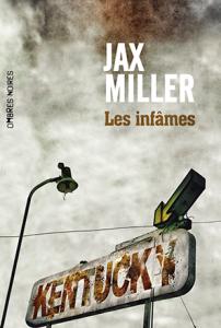 couverture de Les infames de Jax Miller