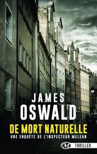 couverture de De mort naturelle de James Oswald