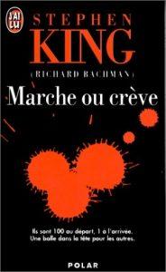 couverture de Marche ou creve de Stephen King