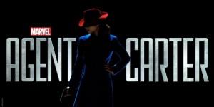affiche de la serie Marvel's Agent Carter