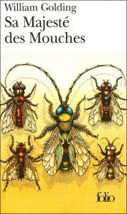 couverture de Sa majeste des mouches de William Golding