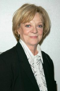 photo de Maggie Smith