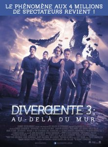 affiche du film Divergente 3 de Robert Schwentke