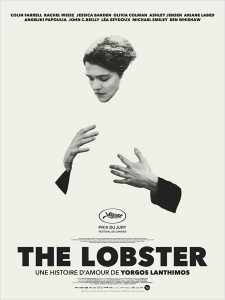 affiche du film The lobster de Yorgos Lanthimos