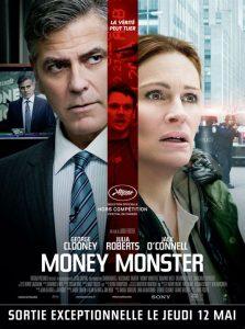Affiche du film Money Monster de Jodie Foster