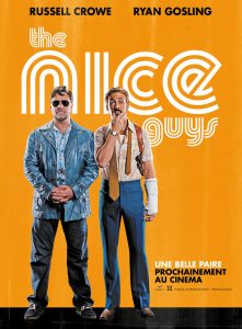 Affiche du film The nice guys de Shane Black