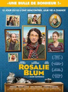 affiche du film Rosalie Blum de Julien Rappeneau