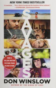 couverture de Savages de Don Winslow