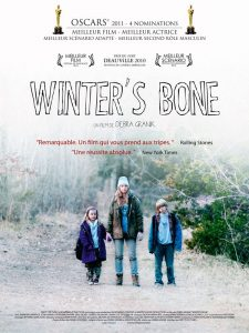affiche du film Winter's bone de Debra Granik