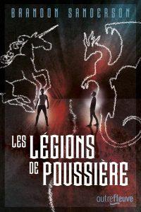 couverture de Les legions de poussiere de Brandon Sanderson