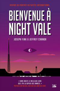 couverture de Bienvenue a Night Vale de Fink Cranor