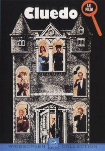 affiche de Cluedo de Jonathan Lynn