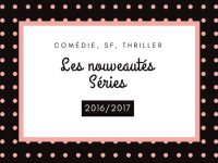 Shows tv 2016 / 2017