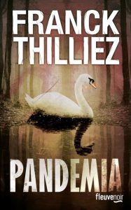 couverture de Pandemia de Franck Thilliez