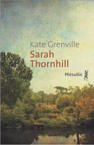 couverture de Sarah Thornhill