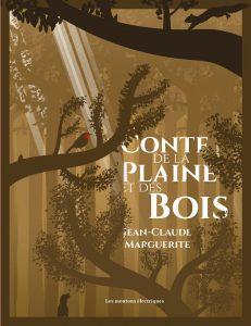 couverture de Conte de la plaine et des bois de Jean-Claude Marguerite