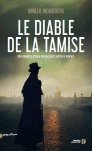 couverture de Le diable de la Tamise de Annelie Wendeberg
