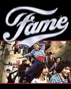 affiche de la serie Fame
