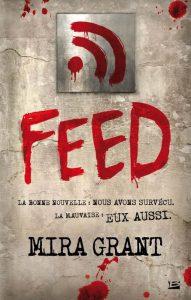 couverture de Feed de Mira Grant