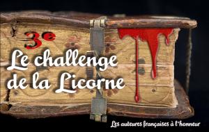 logo challenge de la licorne 3e edition