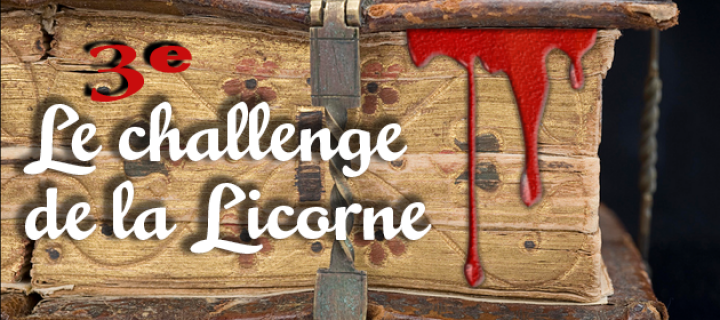 Le challenge de la Licorne, 3e