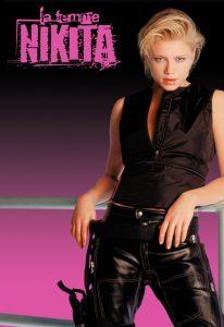 affiche de la série la femme nikita