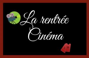 logo La rentrée cinéma