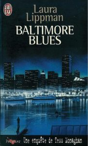 couverture de Baltimore blues de Laura Lippman