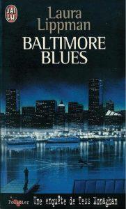 couverture de Baltimore blues de Laura Lippman