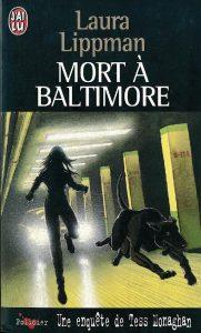 couverture de Mort à Baltimore de Laura Lippman