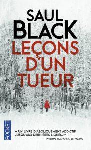couverture de Lecons d'un tueur de Saul Black