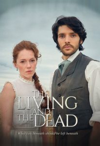 Affiche de The living and the dead