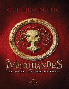 couverture de Myrihandes de Guilhem Meric