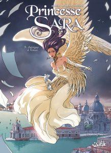 couverture tome 9 princesse sara