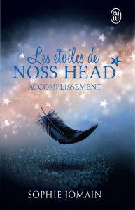couverture du tome 3 Les étoiles de Nos Head de Sophie Jomain