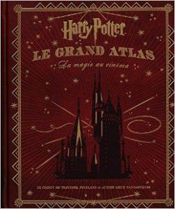 Couverture de Harry Potter, Le Grand Atlas, La magie au cinéma